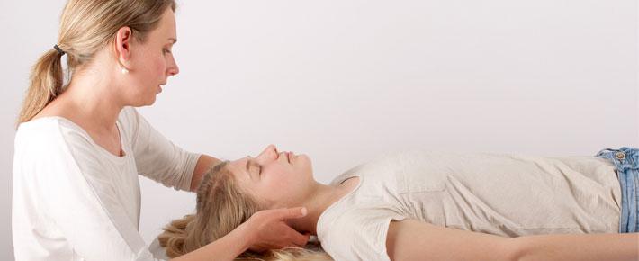 beneficiarse del masaje linfatico