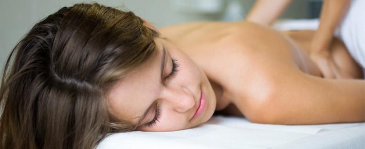 beneficioso masaje linfatico