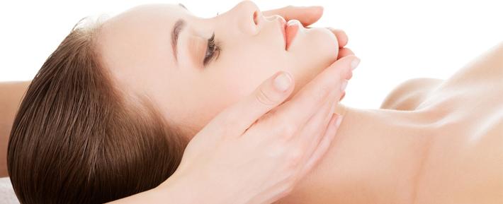 drenaje linfatico de la cara